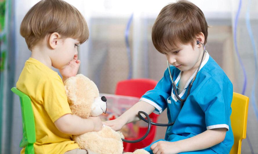 Диагностика и лечение ОРВИ у детей младшего дошкольного возраста