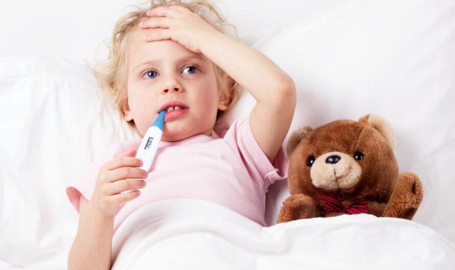 Самые эффективные лекарства от гриппа для детей
