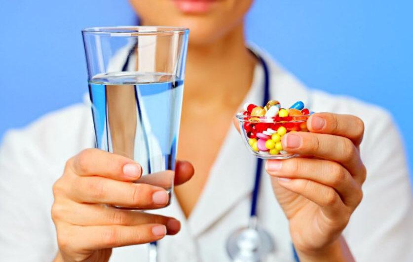 Медикаментозное лечение ОРВИ у взрослых