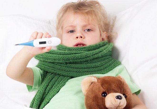 Распространенные осложнения после гриппа у детей и их профилактика
